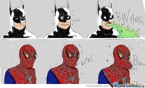 Why Batman Superior to Spider-Man