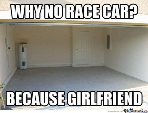 Why No Race Car?