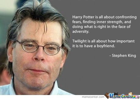 Wise Words From Stephen King