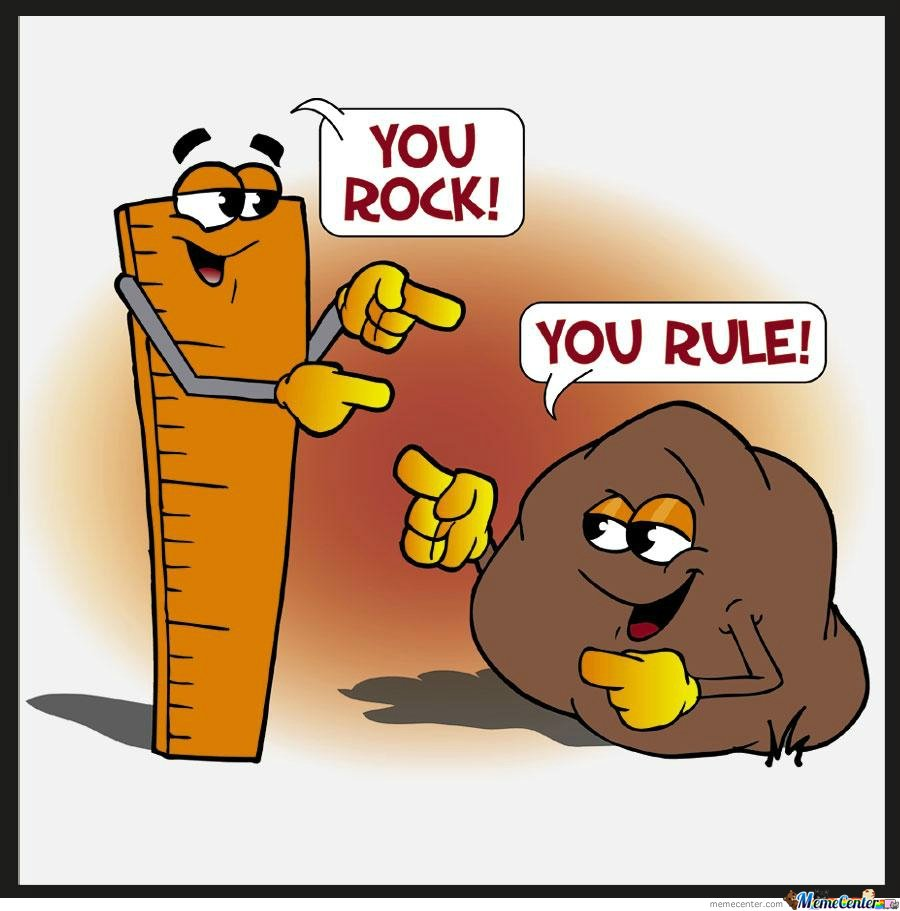 YOU ROCK YOU RULE!