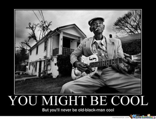 You might be cool