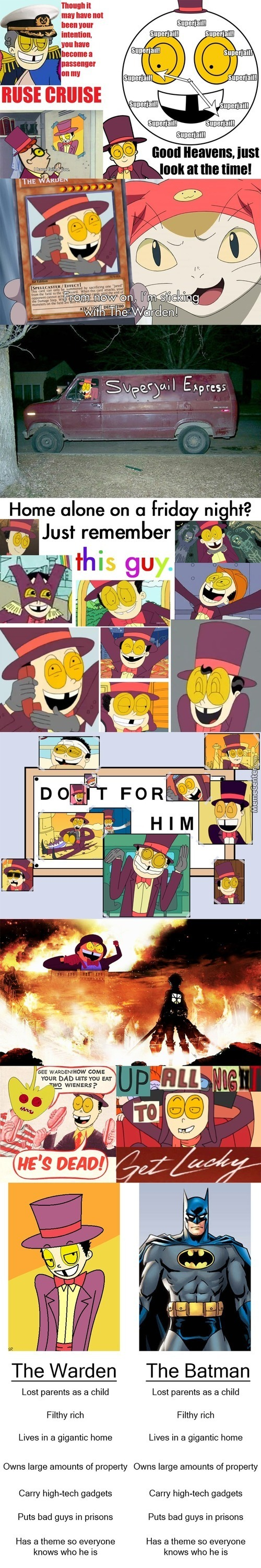 A Compilation Of Superjail Posts I Made Overtime
