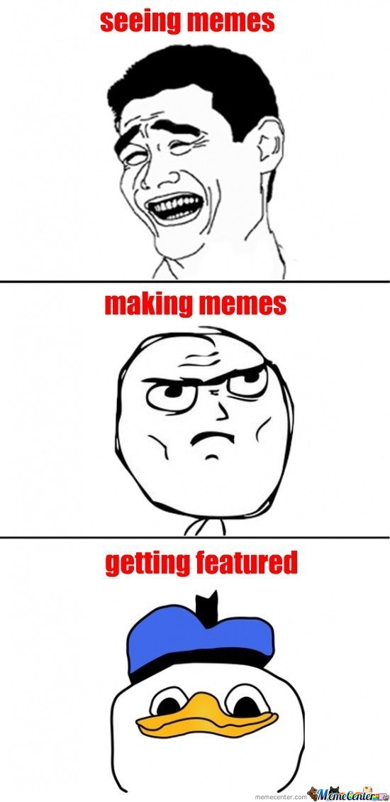 A Day In Memecenter