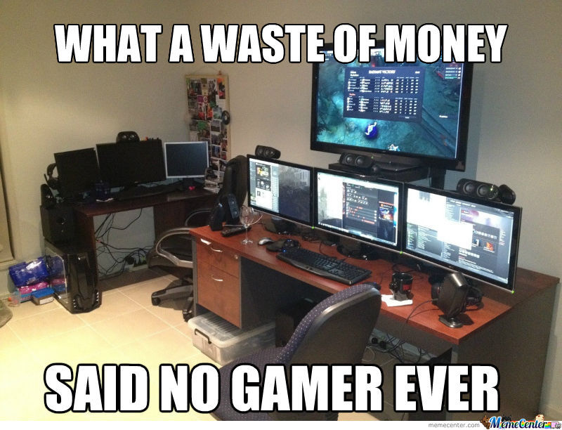 A Gamers Dream...