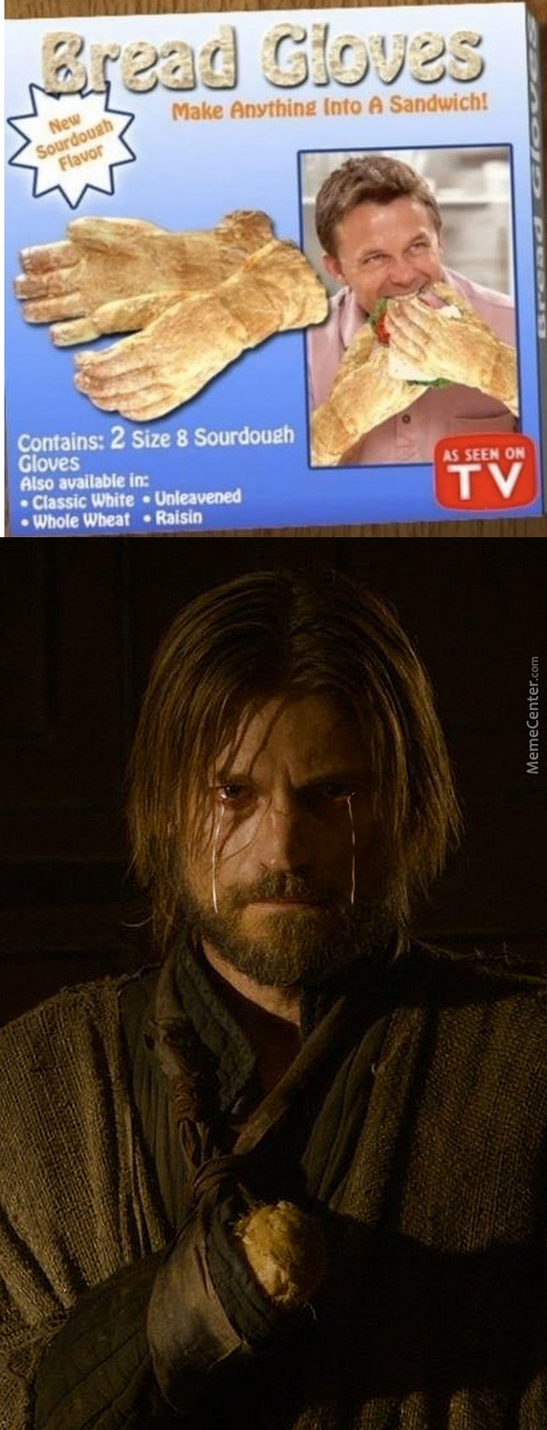 A Lannister Always Eat His Breads