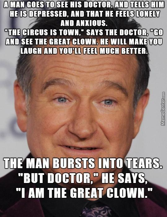 A Man Goes To See His Doctor