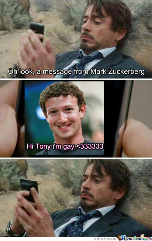 A Message From Mark Zuckerberg...