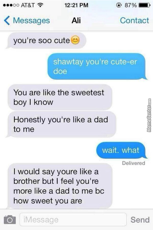 A Moment Of Silence For Our Friendzoned Brother