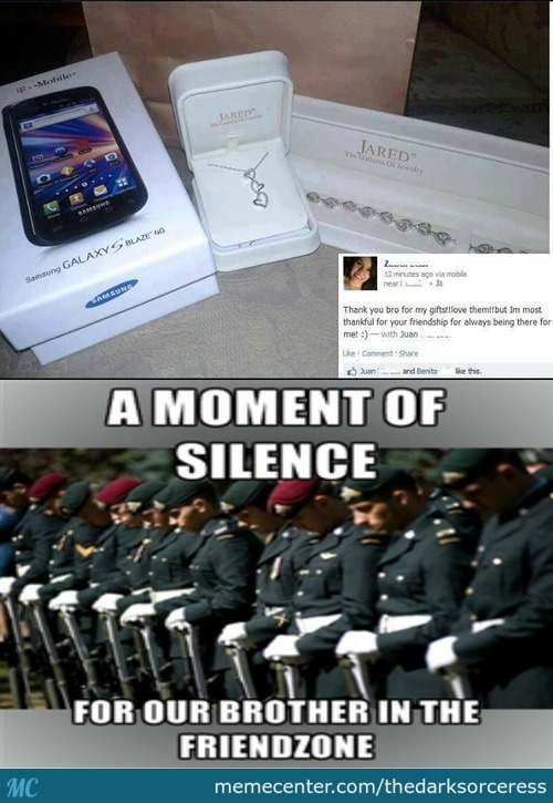A Moment Of Silence Please!