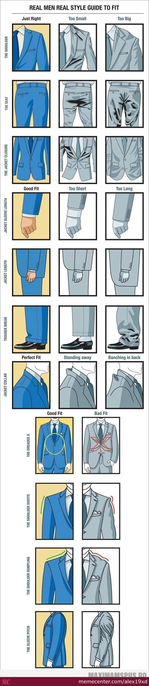 A Really Cool Style Guide For Men! :))