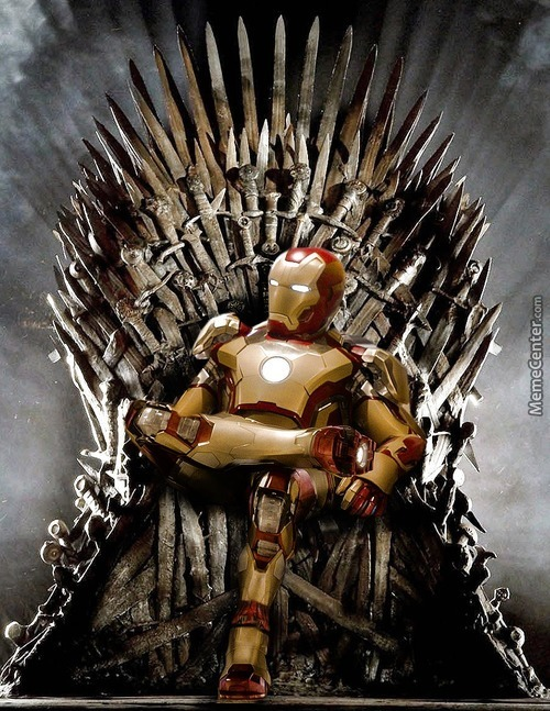 A Stark Sits The Iron Throne: Winter Soldier Is Coming