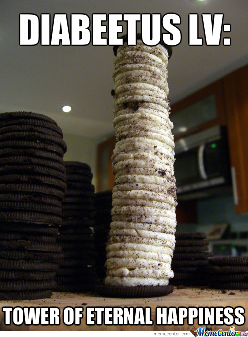 A Tower Of Oreos! Is This A Dream Come True??