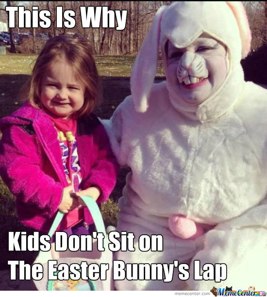 A Very Happy Easter Bunny