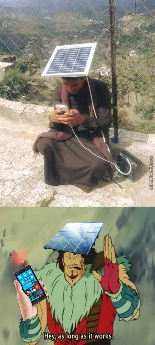 A Whole New Use For Solar Power