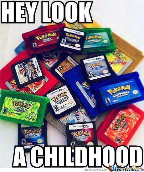 A Wild Chilhood Appeared