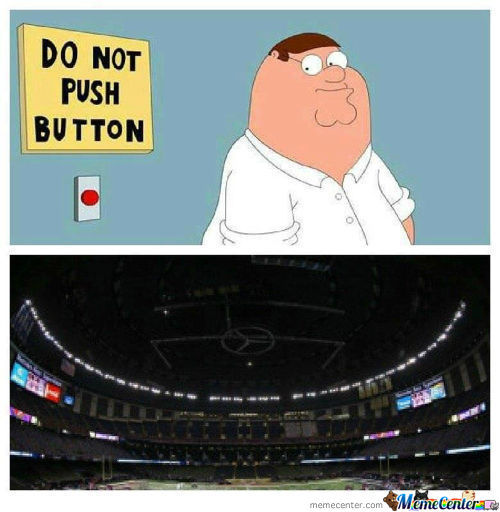 About That Superbowl Blackout...