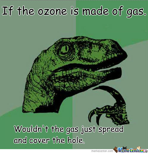 About The Ozone Hole