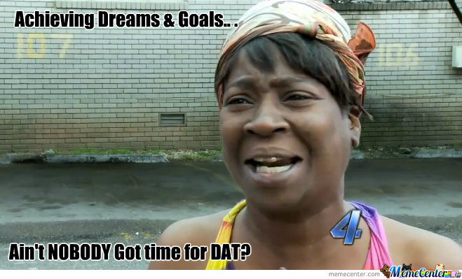 Achieving Dreams & Goals.. .