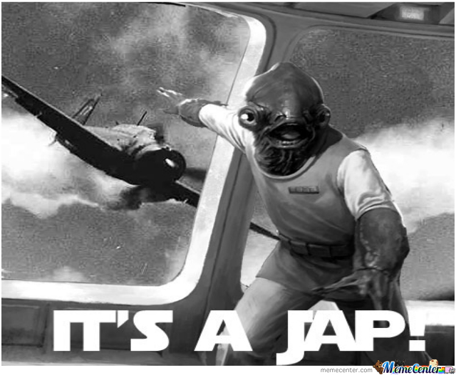 Ackbar In The Pacific