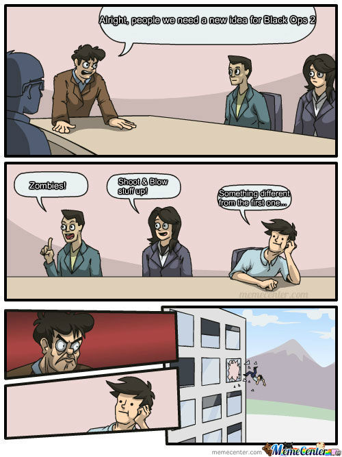Activision Meeting