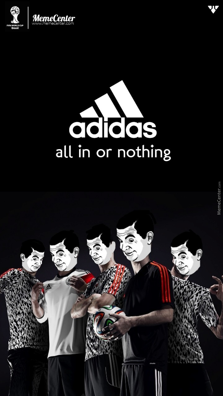 "Adidas's New World Cup Campaign ""all In Or Nothing"""