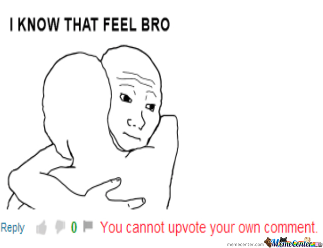 Admit It,we All Know That Feel