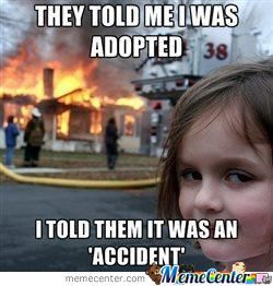 Adopted Accident