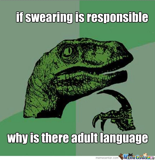 Adult Language