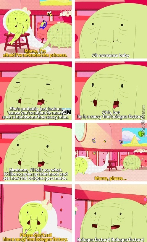 Adventure Time Can Get Weird Sometimes...