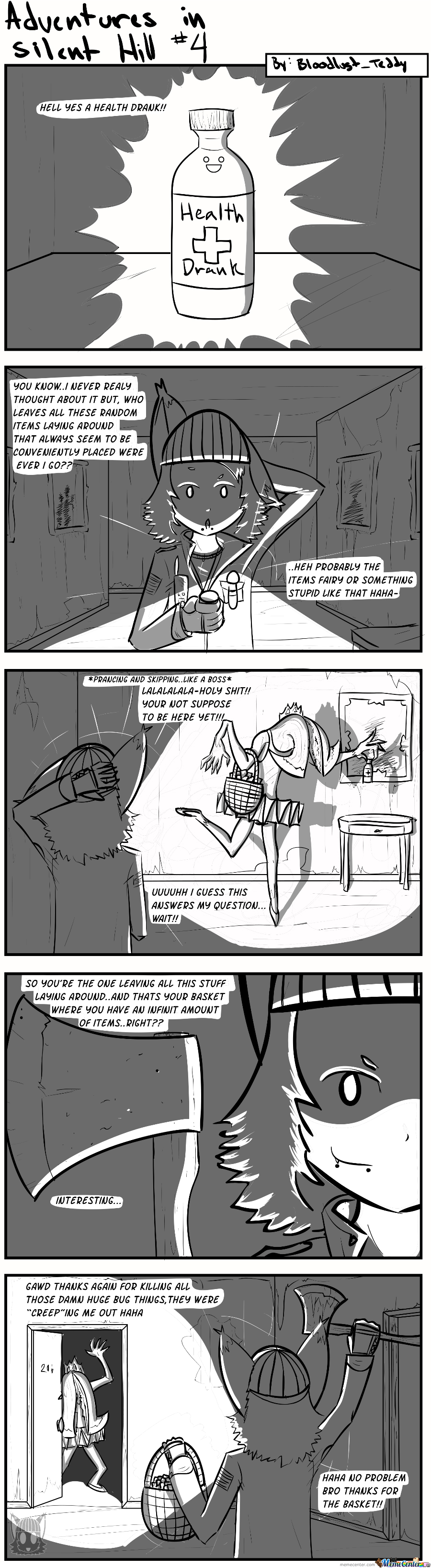 Adventures In Silent Hill #4