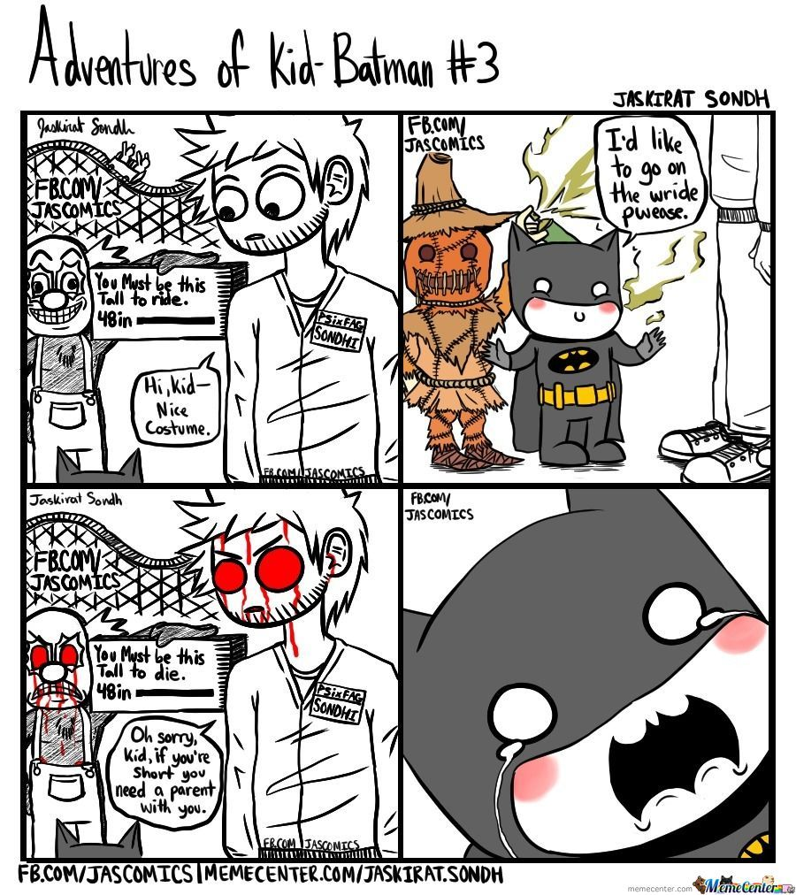 Adventures Of Kid-Batman #3