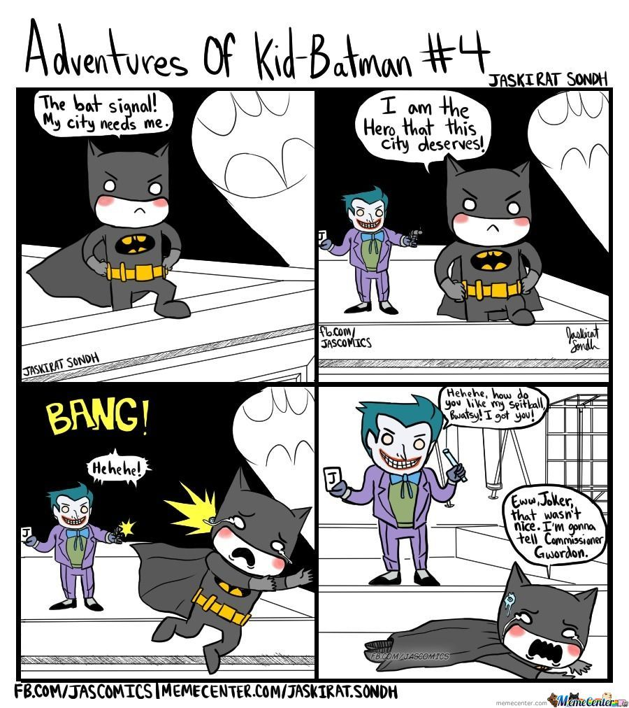 Adventures Of Kid-Batman #4