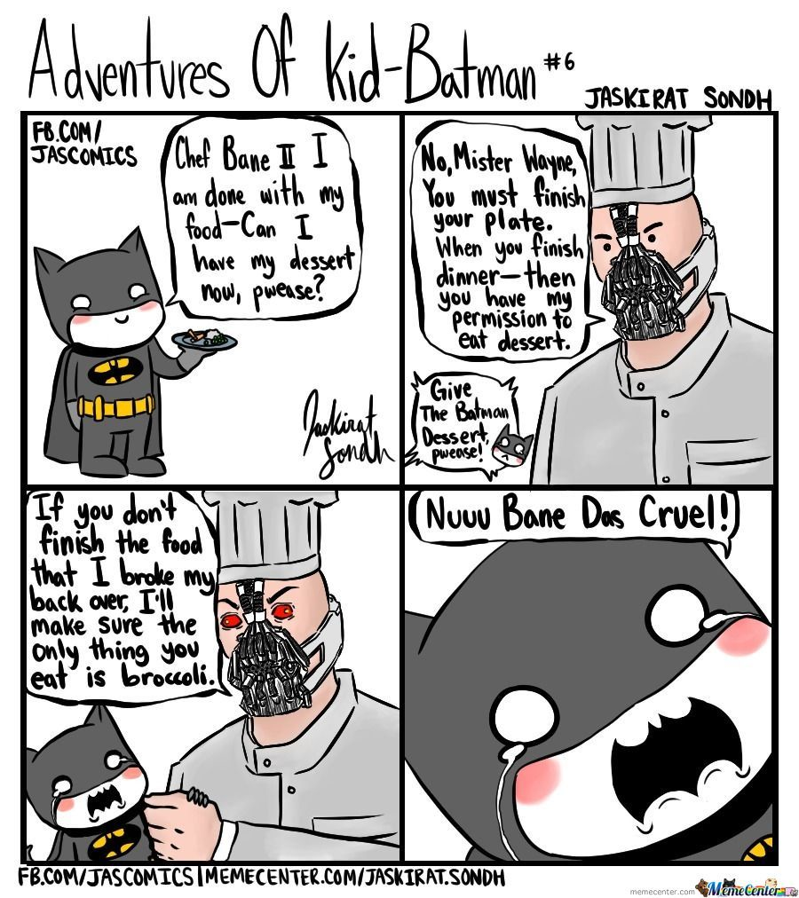 Adventures Of Kid-Batman #6