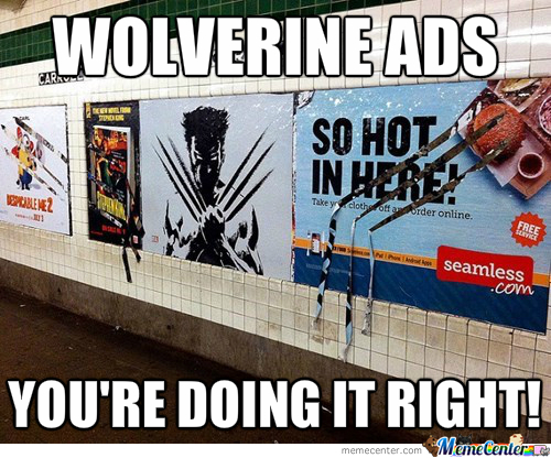 Advertising Done Right!