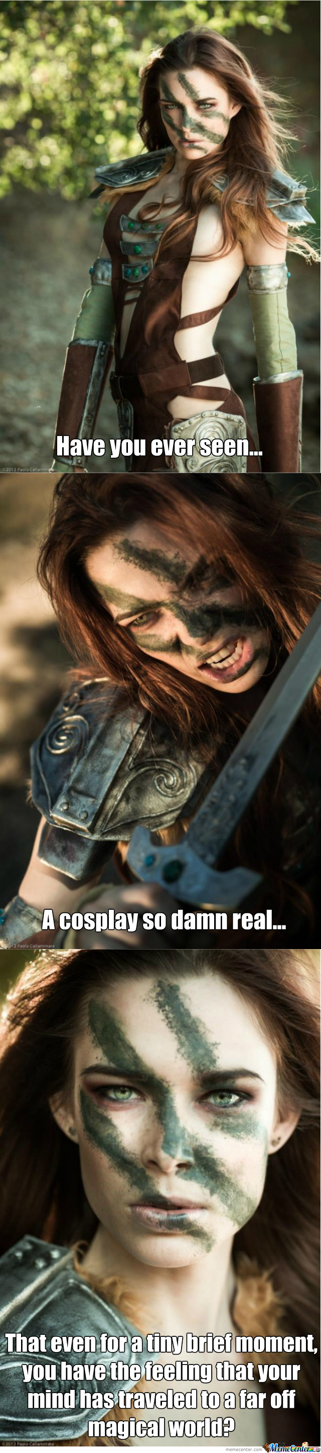 Aelia The Huntress Ultimate Cosplay