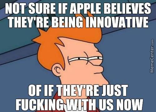 After Hearing Apple's Announcement