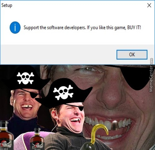 After I Complete The Crack I Shall Buy The Full Game