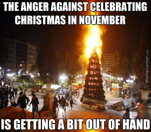 Ah, Christmas In Athens, Always A Wonderful Tradition