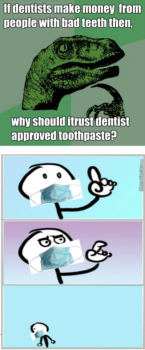 Ah, Dentists And Their Capitalism.