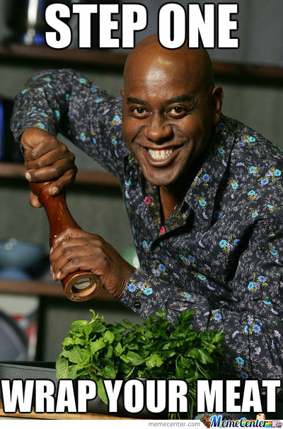Ainsley Harriot Is Coming For You