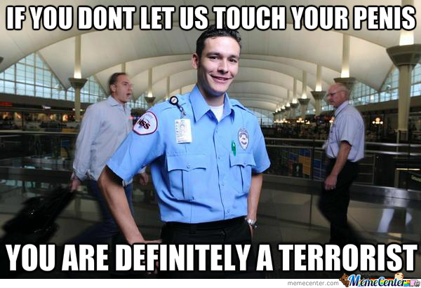 Airport Security Logic