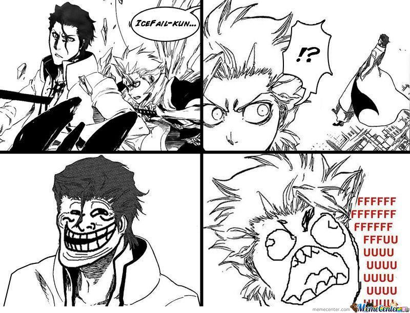 Aizen You Troll