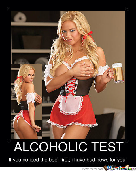 Alcoholic Test