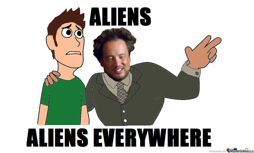 Aliens Everywhere