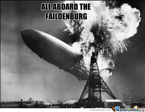 All Aboard The Faildenburg