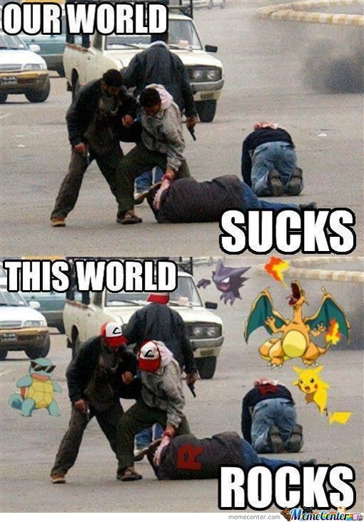 All Is Better With Pokemon