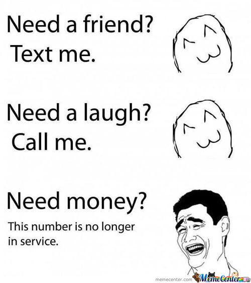 All My Friends Are Like This