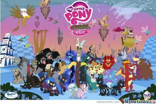 All Of Mlp's Character Bonus