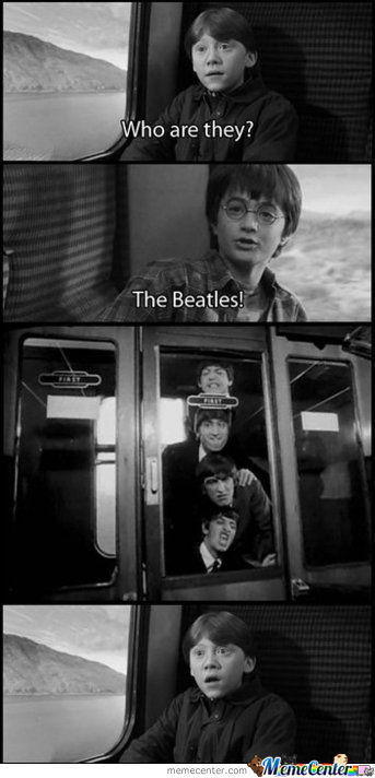 Always Knew That The Beatles Were Magic...