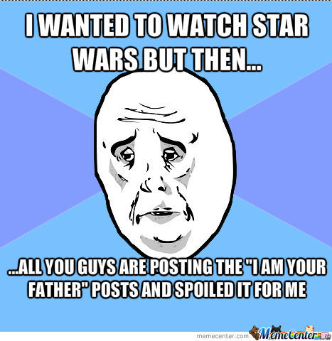 Always When I Watch A Famous Show/movie/series